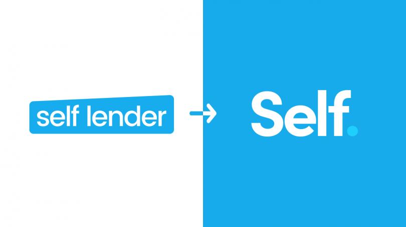 self lender is now self logo
