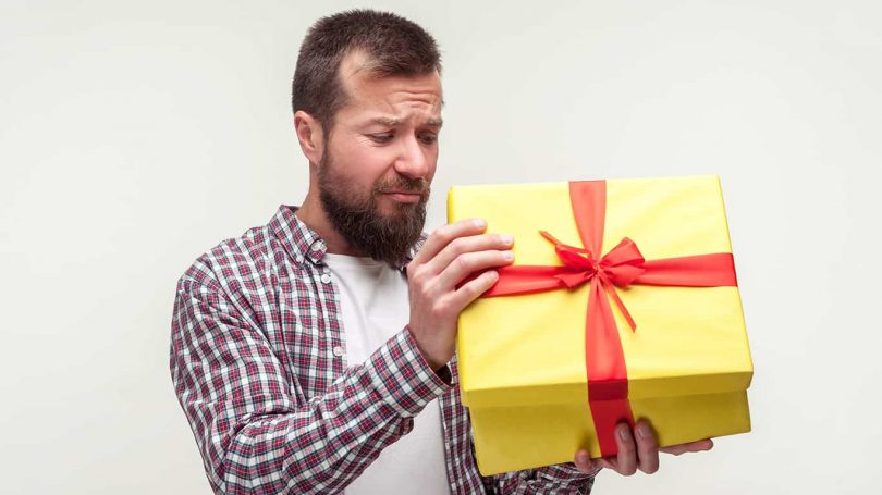Gift for people who don't want anything