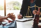 When do you need a tax attorney? The lawyer explained to the client to plan the case.