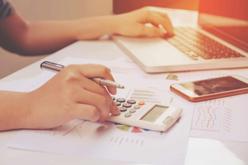 using calculator, biweekly mortgage payments