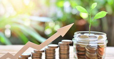 coins money saving setting growth